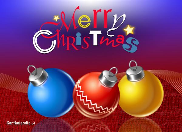 Kolorowe Boże Narodzenie