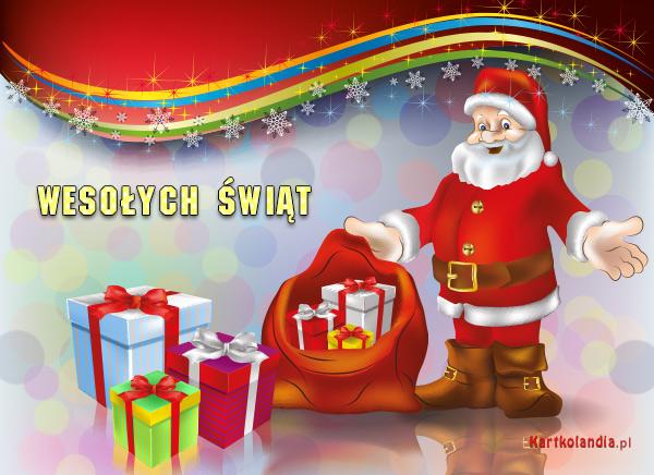 Mikołaj i święta