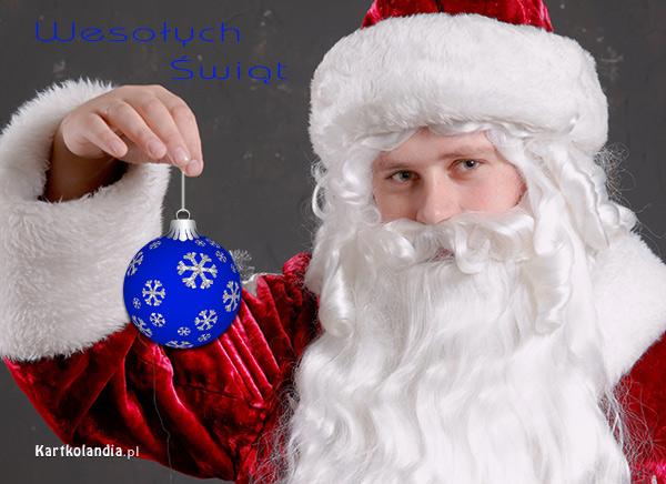 Mikołaj życzy