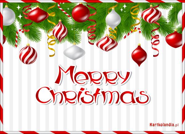 eKartki elektroniczne z tagiem: Kartki mikołaj darmowe Świąteczna zawieszka,