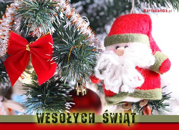 Święta z choinką