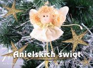 eKartki Boże Narodzenie Anielskie święta,