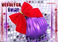 eKartki Boże Narodzenie Blask Bożego Narodzenia,