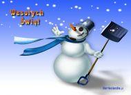 eKartki   Bo�e Narodzenie w bieli,