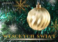 eKartki Boże Narodzenie Boże Narodzenie w złocie,