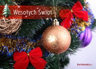 eKartki Boże Narodzenie Bożonarodzeniowe święto,