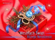 eKartki Boże Narodzenie Bożonarodzeniowy prezencik,