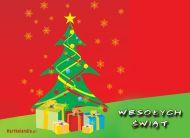 eKartki Boże Narodzenie Choinka,