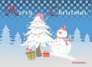 eKartki Boże Narodzenie Choinka pachnąca jak las,