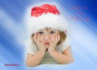 eKartki Boże Narodzenie Czekam na Mikołaja,