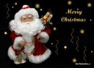 eKartki Boże Narodzenie Dziadek Mróz,