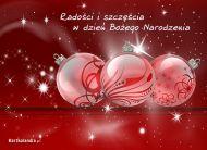 eKartki Boże Narodzenie Dzień Bożego Narodzenia,