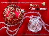 eKartki Boże Narodzenie Dzwoneczek bożonarodzeniowy,