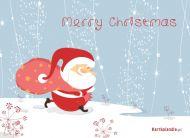 eKartki Boże Narodzenie Ekspresowy Mikołaj,