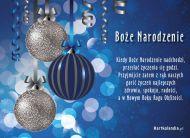eKartki Boże Narodzenie Garść życzeń świątecznych,