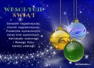 eKartki Boże Narodzenie Gwiazdkowa noc,
