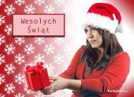 eKartki Boże Narodzenie Gwiazdkowy prezent,