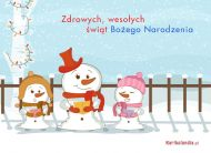 eKartki Boże Narodzenie Hej, kolęda, kolęda,