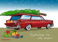 eKartki Boże Narodzenie Idą święta,