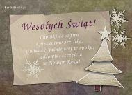 eKartki Boże Narodzenie Kartka na Boże Narodzenie,