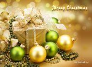 eKartki Boże Narodzenie Kartka prezentowa,