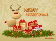 eKartki elektroniczne z tagiem: Darmowe ekartki bożonarodzeniowe Kartka z prezentami,
