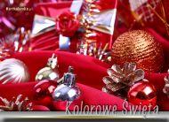 eKartki Boże Narodzenie Kolorowe święta,