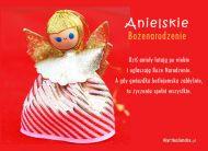 eKartki Boże Narodzenie Latające anioły,
