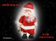 eKartki Boże Narodzenie Mikołaj,