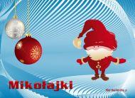 eKartki Boże Narodzenie Mikołajki,