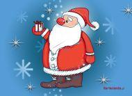 eKartki Boże Narodzenie Mikołajkowy prezencik,