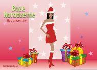 eKartki Boże Narodzenie Moc prezentów,