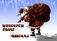 eKartki Boże Narodzenie Od Mikołaja,