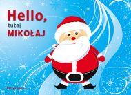 eKartki Boże Narodzenie Pozdro od Mikołaja,