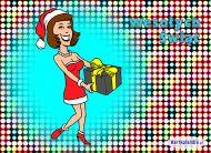 eKartki Boże Narodzenie Prezent dla Ciebie,
