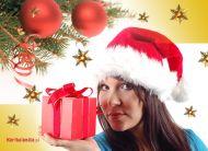 eKartki Boże Narodzenie Prezent na gwiazdkę,