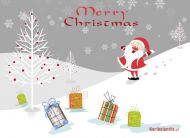 eKartki Boże Narodzenie Prezentów moc,