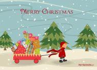 eKartki Boże Narodzenie Prezenty już jadą,