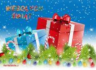 eKartki Boże Narodzenie Prezenty świąteczne,