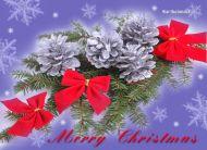 eKartki Boże Narodzenie Stroik na Boże Narodzenie,
