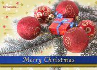 eKartki Boże Narodzenie Stroik na święta,
