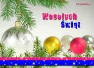 eKartki Boże Narodzenie Świąteczna e-karteczka,