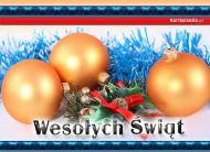 eKartki Boże Narodzenie Świąteczna e-Kartka,