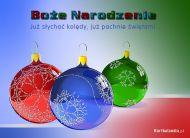 eKartki Bo¿e Narodzenie ¦wi±teczna kartka,