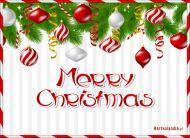 eKartki elektroniczne z tagiem: Kartki bożonarodzeniowe Świąteczna zawieszka,