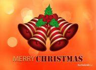 eKartki Boże Narodzenie Świąteczne dzwoneczki,