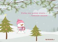 eKartki Boże Narodzenie Świąteczne kolędowanie,