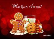 eKartki Boże Narodzenie Świąteczne łakocie,