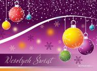 eKartki Boże Narodzenie Świąteczne przesłanie,