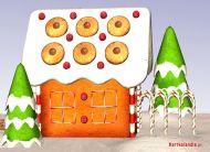 eKartki Boże Narodzenie Świąteczne pyszności,
